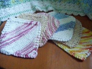Washcloths for Babies