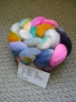 Moon Pie in 100% Polwarth from Two if by Hand