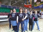 Agents of Sheep - Kris, Karen, Michelle, Kerry, Katy and Maggie